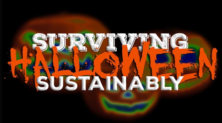 Surviving Halloween Sustainably
